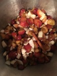Sweet and Spicy Plum Chutney